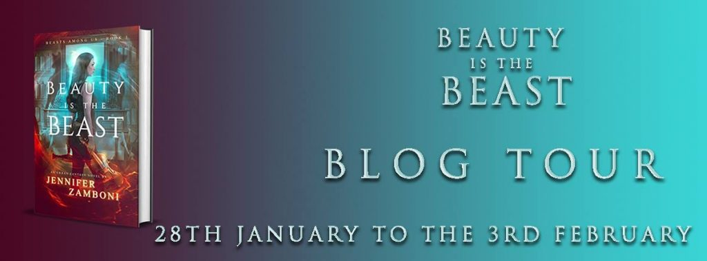 Guest Post: Beauty is the Beast author Jennifer Zamboni - Always